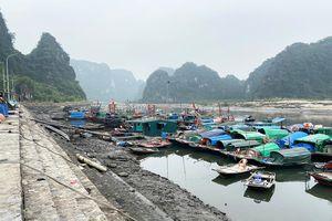 Cấm neo đậu phương tiện thủy tại khu vực vùng đệm ven Vịnh Hạ Long: Còn những khó khăn