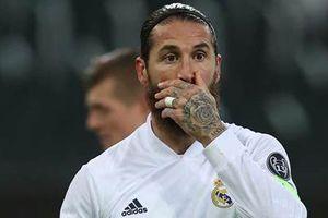 Ramos ngồi ngoài 1 tháng, lỡ cả đại chiến với Liverpool lẫn Barcelona