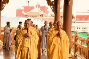 TP.Thủ Đức: Chùa Vạn Đức khai mạc khóa tu Phật thất lần thứ 40