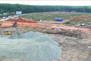 Chủ dự án An Phú Long Garden bị xử phạt 40 triệu đồng vì xây dựng không phép