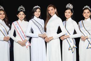 Võ Hoàng Yến 'biến hóa' xuất thần với đầm dạ hội và áo dài trắng