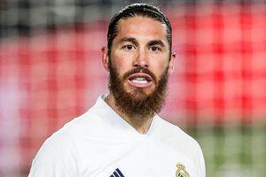Dính chấn thương nặng, Ramos lỡ cơ hội đối đầu Salah