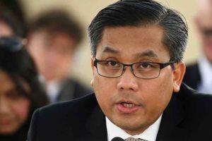 Đại sứ Myanmar tại LHQ kêu gọi quốc tế cắt đầu tư vào Myanmar