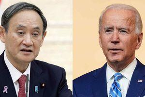 Thủ tướng Suga dời lịch gặp Tổng thống Biden