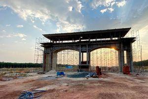 Bình Dương: Xây dựng không phép, chủ đầu tư dự án An Phú Long Garden bị xử phạt