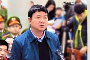 Ông Đinh La Thăng nộp được 4,5 tỷ đồng trong tổng số 630 tỷ đồng phải thi hành