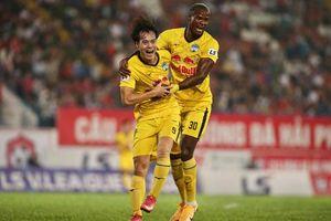 Văn Toàn tỏa sáng, Hoàng Anh Gia Lai giành chiến thắng 2-0 trước Hải Phòng FC