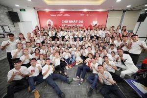 Amway Việt Nam tiếp tục đồng hành cùng Chương trình hiến máu Chủ nhật Đỏ lần thứ XIII
