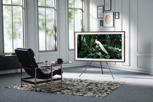 Dòng TV Lifestyle 2021 của Samsung lộ diện 2 thành viên mới: The Frame 2021 và The Premiere
