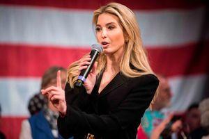 Chương trình ủng hộ phụ nữ của Ivanka Trump bị coi là thất bại