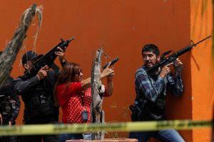 Tập đoàn tội phạm 'bất trị' gieo rắc kinh hoàng ở Mexico