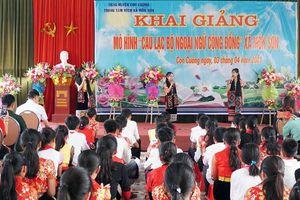 Ra mắt Câu lạc bộ Ngoại ngữ cộng đồng tại Nghệ An