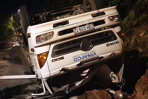 Hai nữ sinh viên bị xe tải tông tử vong trên đèo Bảo Lộc