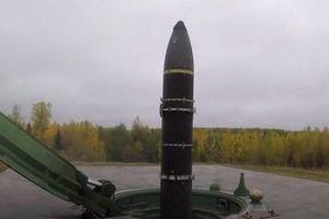 Nga lại sắp trình làng tên lửa đạn đạo liên lục địa thế hệ mới Kedr