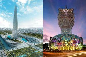13 tòa nhà chọc trời ngoạn mục khiến cả thế giới kinh ngạc