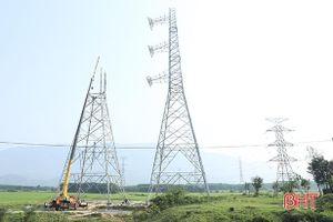 Phấn đấu bàn giao mặt bằng dự án đường dây 500 kV Nhiệt điện Quảng Trạch - Vũng Áng trong tháng 5/2021