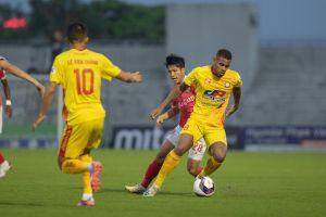 V-League: Thanh Hóa thắng tưng bừng, Quảng Ninh đánh bại Bình Dương