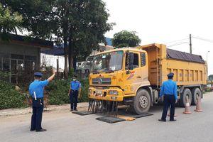 Tổng cục Đường bộ Việt Nam kiến nghị tiếp tục thí điểm kiểm soát xe quá tải