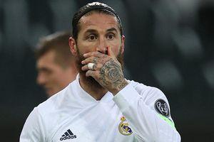 Ramos chấn thương, lỡ hẹn Liverpool và El Clasico