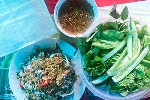 Gỏi cá trích - 'định vị' ẩm thực Phú Quốc