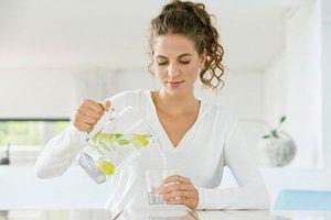 Uống 1 cốc nước chanh đều đặn sau 3 ngày điều gì sẽ tới với cơ thể?