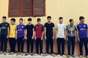 Lạng Sơn: Bắt 'ổ nhóm' đánh bạc dưới hình thức xóc đĩa