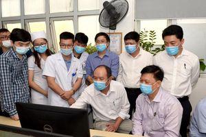 Bệnh viện Sản Nhi Nghệ An đủ điều kiện triển khai bệnh án điện tử