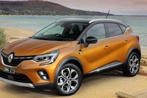 Renault Captur 2021 sắp ra mắt tại Úc, giá từ 495,3 triệu đồng