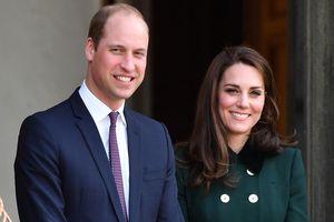 Hoàng tử William là 'chàng hói' quyến rũ nhất thế giới