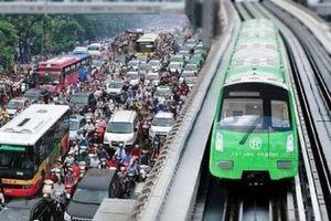 Giao thông đô thị: đường sắt là phương tiện hay mục tiêu?