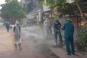 Bắc Giang: Triển khai Tháng vệ sinh khử trùng, tiêu độc môi trường