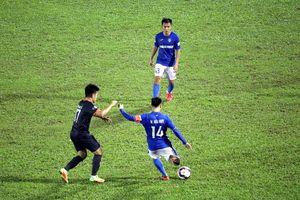 Thắng Bình Dương, Than Quảng Ninh củng cố vị trí thứ 2 trên bảng xếp hạng
