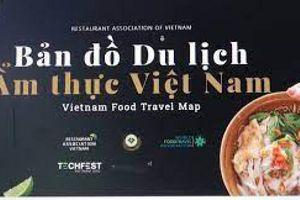 Công bố dự án 'Bản đồ Du lịch ẩm thực Việt Nam'