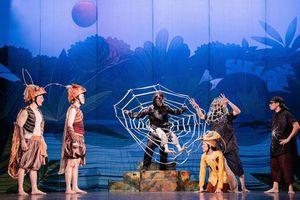 'Dế mèn' của nhà văn Tô Hoài lên sân khấu kịch