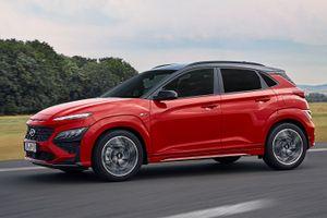 Hyundai Kona 2021 sắp ra mắt ở Malaysia, có thể sớm về Việt Nam