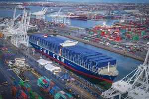 Cảng biển Mỹ tắc nghẽn nghiêm trọng, phí vận tải tăng vọt