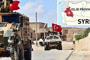 Idlib: Lãnh thổ Syria hay một tỉnh của Thổ Nhĩ Kỳ?