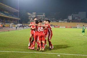 Viettel FC dễ dàng đánh bại Sài Gòn FC