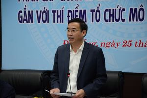 Đà Nẵng đẩy mạnh thực hiện chính quyền đô thị, phục vụ người dân hiệu quả