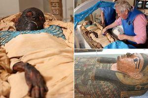 Nóng: Xác ướp nữ Ai Cập 2.600 tuổi bị đâm chết bằng rìu
