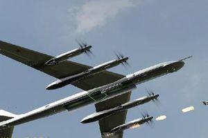 Tại sao Nga không dùng máy bay ném bom chiến lược Tu-95 ở Syria?