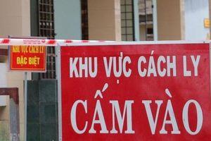 Sáng 4/4, Việt Nam thêm 3 ca mắc COVID-19 mới