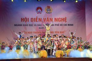 Hội diễn văn nghệ ngành Giáo dục TPHCM: Đạt kỷ lục với hơn 5.000 người tham gia