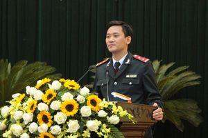 Bổ nhiệm ông Đinh Văn Hưng giữ chức Phó Chánh Thanh tra tỉnh Thanh Hóa