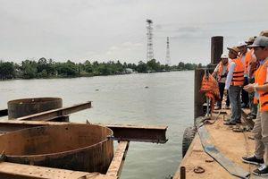 Cam kết hoàn thành đúng tiến độ các gói thầu dự án Cầu Mỹ Thuận 2