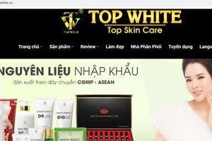 Tiếp tục lộ diện nhiều quảng cáo dối trá, uy tín chất lượng của Top White ở đâu?