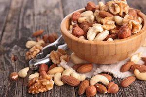 Thèm ăn nhưng vẫn muốn giảm cân bạn chỉ cần ăn 5 loại hạt này