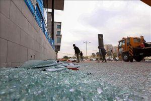 Căn cứ không quân Iraq bị tấn công