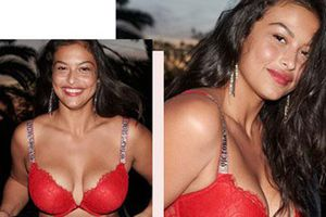 Người mẫu ngoại cỡ xinh đẹp được Victoria's Secret lăng xê nhiệt tình