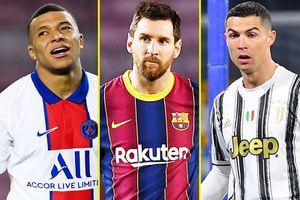 Mbappe: 'Tôi luôn tự nhủ mình giỏi hơn Messi và Ronaldo'